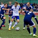 Победителя зоны «Восток» ФК «Сахалин» переместили на второе место