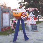 На пике эмоций 16 октября на Сахалине завершился V международный фестиваль театров кукол «На островах чудес»