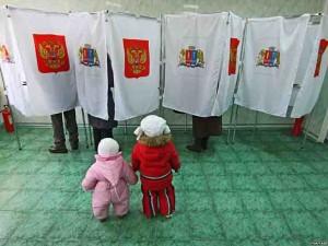 В честные выборы верят только маленькие дети.