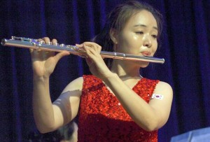 Волшебная мелодия флейты.