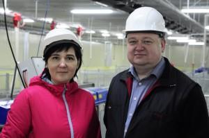 М. Михайловская и А. Пахомов.