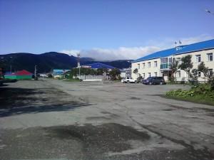 Северо-Курильск.
