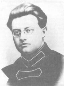 Владимир Аболтин. 1920-е годы.
