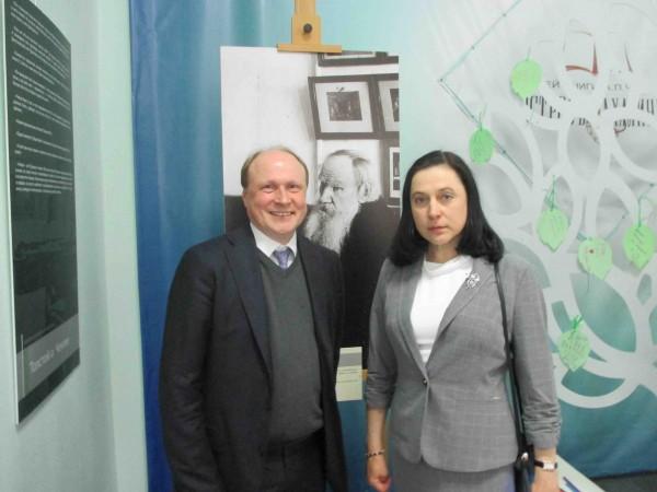 ВТульской области торжественно открыли фестиваль «Толстой Weekend»