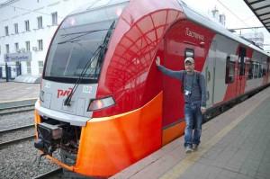 """На базе """"Ласточки""""  для Сахалина сделают дизель-поезда."""