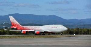 Боинг-747-400.