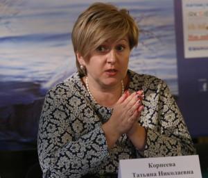 Татьяна Корнеева