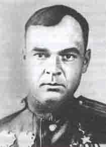 Герой Советского Союза Федор Селиверстов.